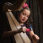 child harp image